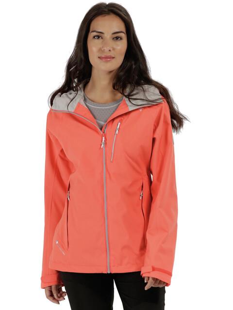 Regatta Birchdale Jacket Women Neon Peach/Neon Peach